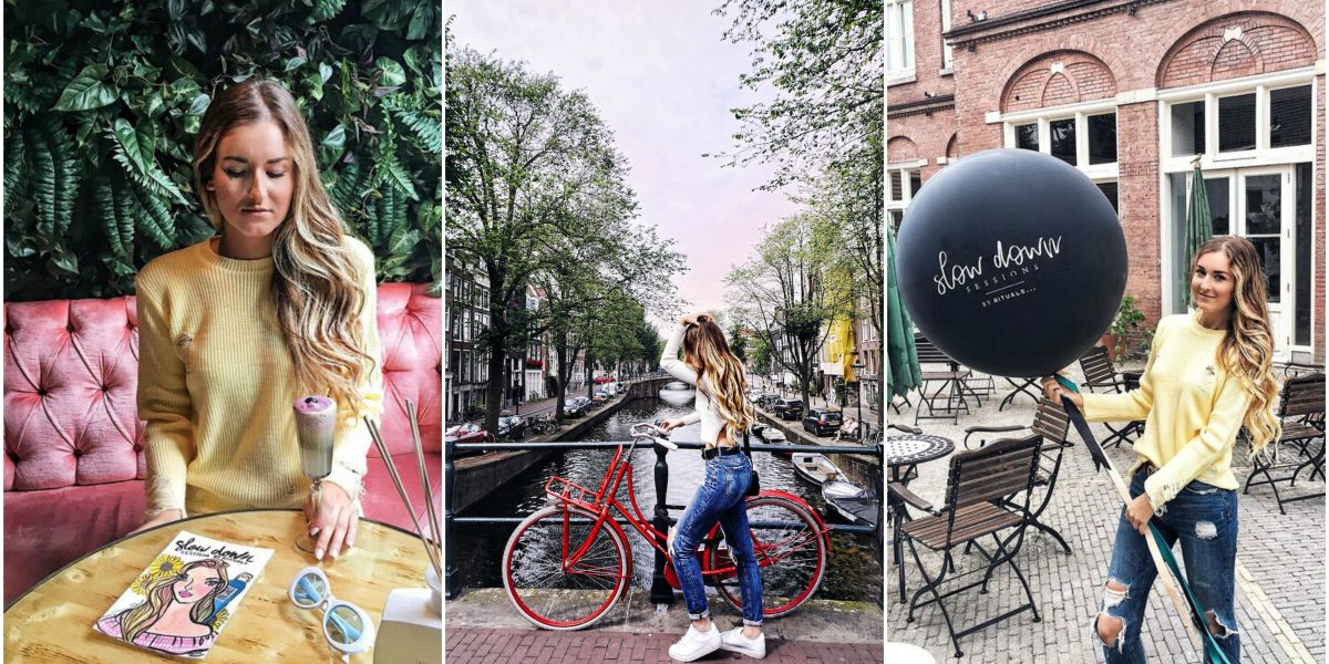 Days in Amsterdam with Rituals Cosmetics